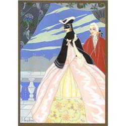 MAX NINON 1920's  SERIGRAPH RIGOLETTO AT028 #2353955
