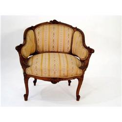 MBW 19th Century LXV Style Upholsted Chair #2353993