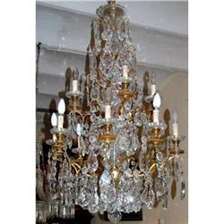 French Versailles 12L quality Chandelier #2367484