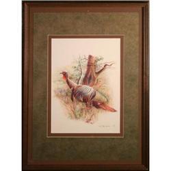 Original Watercolor Painting #2367494