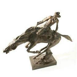 Bronze sculpture horse Argentor Wien Fach #2367496