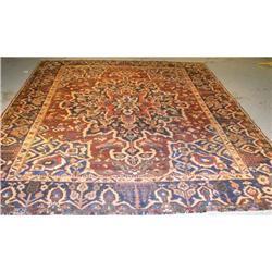 persian rug, 100% wool ,Tabriz #2367526