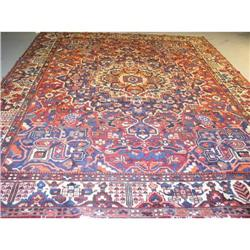 persian rug, 100% wool ,Tabriz #2367527