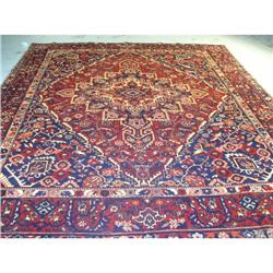 persian rug, 100% wool ,Tabriz #2367528