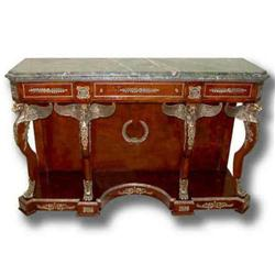 FRENCH EMPIRE CONSOLE #2390536