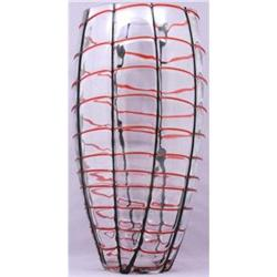 Modern Art Decorative Glass Vase #2390564