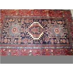persian rug, 100% wool , Karajah #2390590