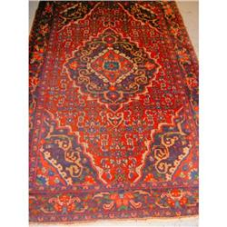 Bijar, 100% wool,persian, geometric pattern #2390598