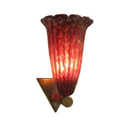 Pair of Italian Murano Glass Sconces #2390608