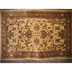 11' x 7'  Pakastani Chobi Rug Oriental Persian #2390639