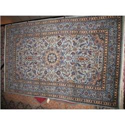 11' x 8' Persian Kashmar Oriental Rug #2390640