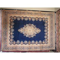 13' x 10' Persian Kerman Oriental Rug #2390641