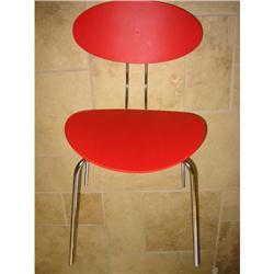 Italian Chrome Plastic Chairs mkd! #2390648