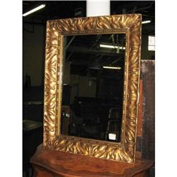 French Gold Mirror #2390655