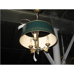 French Tole Chandelier #2390663