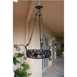 French chandelier C.1940 #2390669