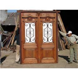 Double salvage door, full restore!!! #2390672