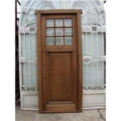 Single door with beveled glass, mint!! #2390674