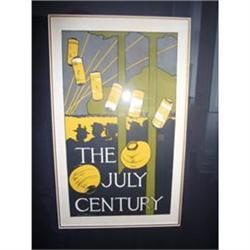 Maitres de l'affiche - Charles Woodbury - July #2390681