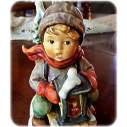 Hummel Ride Into Christmas #396/1 w/Box #2390715