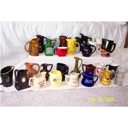 Collection of 29 Liquor Pitchers #2390724