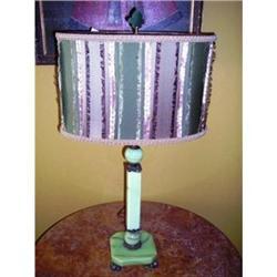 Art Deco Table Lamp #2390728