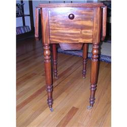 Louis Philippe Travailleuse/Sewing Table #2390763