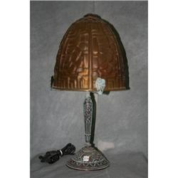 Art Deco Style Table Lamp #2390775