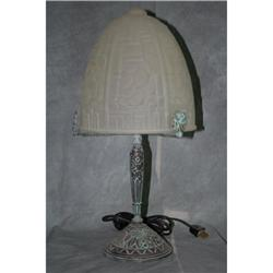Art Deco Style Table Lamp #2390776