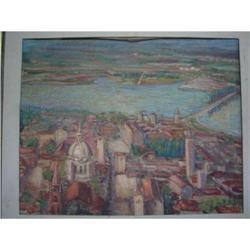 "Elza Martins Painting, ""Martov in Italy"" #2390801"