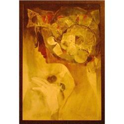 Magnificent Armando Sendin Painting, Lolita #2390805