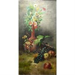 """RARE Emilie Payer's PainTing, """"Still Life"""" #2390813"""