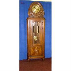 Magnificent and Unique German Grandfather Clock#2390832