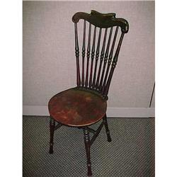 Stickley-Brandt (Charles) Mission Style Chair #2390857