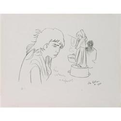 Cocteau Jean Les Voluers D'Enfants, 1956#2390864