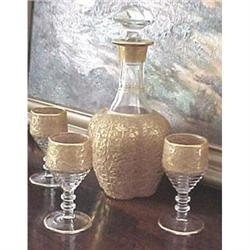 Padden decanter & glasses #2391251