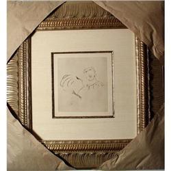 Bonnard b1867 fine Authentic Etching Pierre #2391276