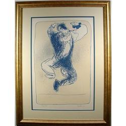1971 Juan Garcia Ripolles, HAND SIGNED  #2391280