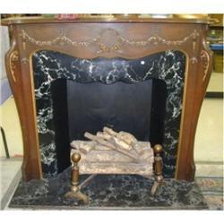 Faux Fireplace #2391285
