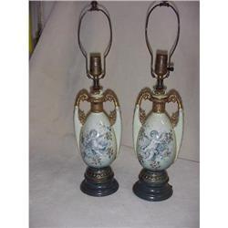 Pair Austrain Lamps #2391360
