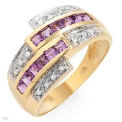 Elegant and Beautiful Ring With Diamonds and #2391367