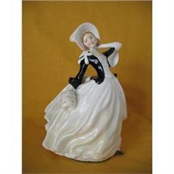 Royal Doulton Autumn Breezes Figurine #HN2147 #2391376