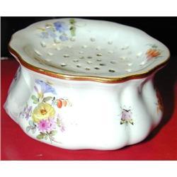 Meissen Sand Pot c. 1840 #2391383