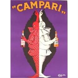 Campari Jesters,Cappiello Later printing #2391445