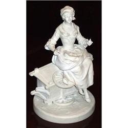 Porcelain Figurine by Tite Ristori France  #2391485