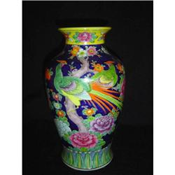 Antique Japanese Export  Vase #2391490