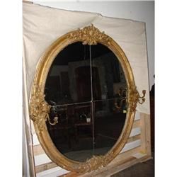 Period Regence Mirror from a Private #2391511