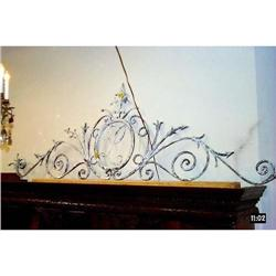 French Antique Overdoor Gate #2391512