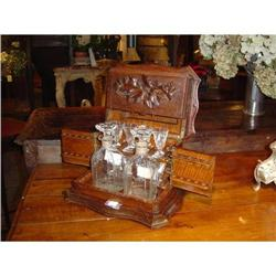 Antique Liquor Box #2391516