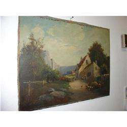Signed Painting by Linsyer #2391520